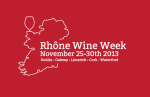 Rhone Wine Week 2013 logo