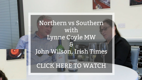Video: Northern vs Southern Rhone with Lynne Coyle MW and John Wilson, Irish Times